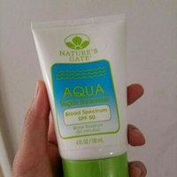 Nature's Gate Aquablock Sunscreen uploaded by Stephanie F.