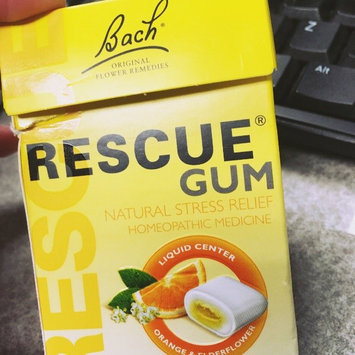 Photo of Rescue® Remedy  Natural Stress Relief Gum uploaded by Samantha W.