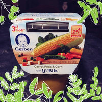 Gerber® Lil' Bits® Carrot Pea Corn uploaded by Aileen H.