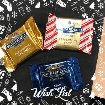 Ghirardelli Chocolate Squares Milk & Caramel uploaded by Teresa K.