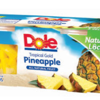 Dole Tropical Gold Pineapple All Natural Fruit uploaded by Lola S.