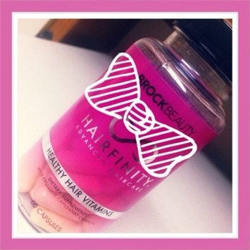 Hairfinity Healthy Hair Vitamins Supplements uploaded by Tichina A.