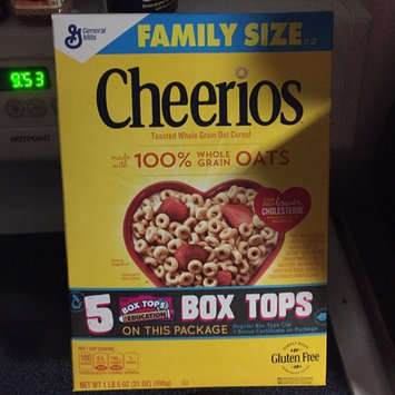General Mills Cheerios Cereal uploaded by Lacey D.