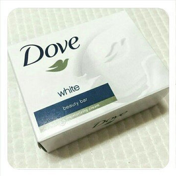 Dove Beauty Bar, White 4 oz, 4 Bar uploaded by Influenster M.