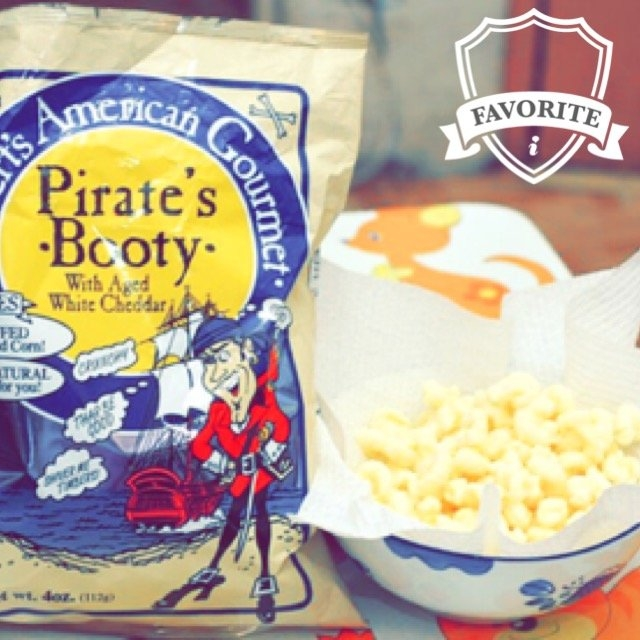 Pirate's Booty® Aged White Cheddar Rice and Corn Puffs uploaded by Claire R.
