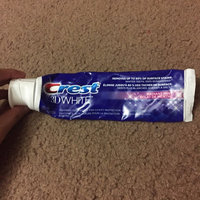 Crest 3D White Whitening Toothpaste Radiant Mint uploaded by Geanne Marrie B.
