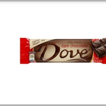 Photo of Dove Chocolate Silky Smooth Dark Chocolate Singles Bar uploaded by Paola E.