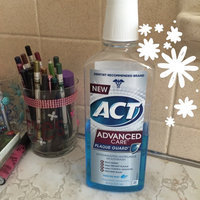 ACT Advanced Care Plaque Guard Frosted Mint Antiplaque Mouthwash uploaded by Janine T.