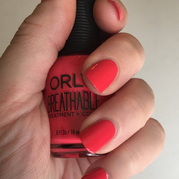 Orly Breathable Treatment + Color uploaded by Regina R.