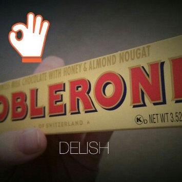 Toblerone Swiss Milk Chocolate uploaded by Kim B.