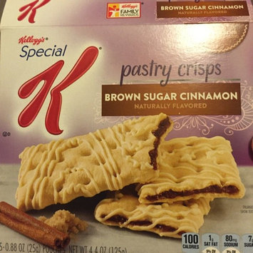 Photo of Special K® Kellogg's Brown Sugar Cinnamon Pastry Crisps uploaded by Janet K.