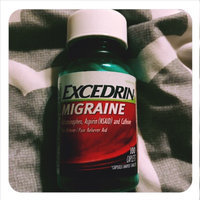 Excedrin Migraine Caplets - 100 CT uploaded by Mindi B.