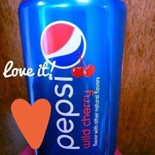 Pepsi® Wild Cherry Cola uploaded by Erica T.