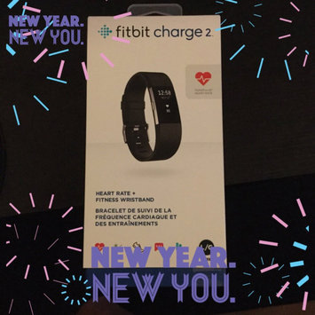Photo of Fitbit Charge 2 - Black, Large by Fitbit uploaded by Dawna C.