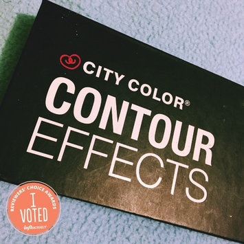 City Color Cosmetics Contour Effects Palette uploaded by jackeline m.