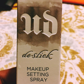 Urban Decay De-Slick Oil Control Makeup Setting Spray uploaded by Olga P.