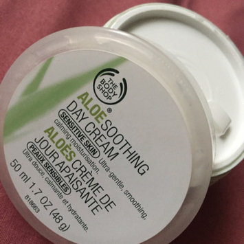 Photo of THE BODY SHOP® Aloe Soothing Day Cream uploaded by Kaitlyn M.