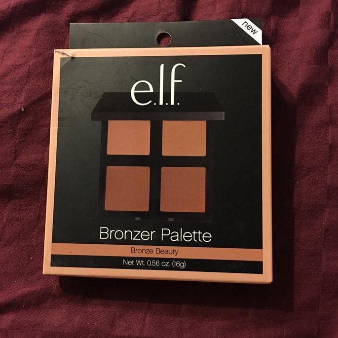 e.l.f. Cosmetics Bronzer Palette