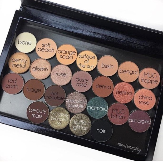 Anastasia Beverly Hills Eye Shadow Singles uploaded by Alexis B.
