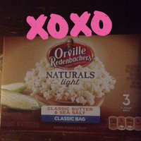 Orville Redenbacher's® Gourmet Popping Corn Naturals Simply Salted uploaded by Samantha S.