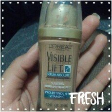Photo of L'Oréal Paris Visible Lift® Serum Absolute Advanced Age-Reversing Makeup uploaded by Analleli L.