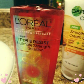 L'Oréal Advanced Haircare Triple Resist Ultimate Strength Solution uploaded by Selena B.