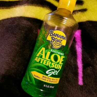 Banana Boat Soothing Aloe After Sun Gel uploaded by Brooke H.