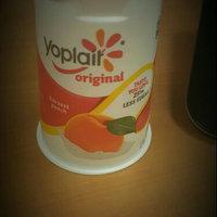 Yoplait® Original Fat Free Harvest Peach Low Fat Yogurt uploaded by Erika S.