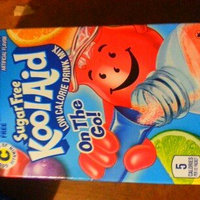Kool-Aid On the Go! Sugar Free Tropical Punch Low Calorie Drink Mix uploaded by Jessica M.