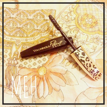 L'Oréal Paris Voluminous Feline Noir™ Waterproof Mascara 634 Ferocious Black 0.26 fl. oz. Carded Pack uploaded by Desiree S.