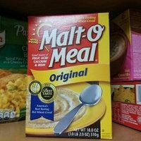 MaltO Meal Malt-O Meal Hot Wheat Cereal, Original, 18 oz uploaded by crystal m.