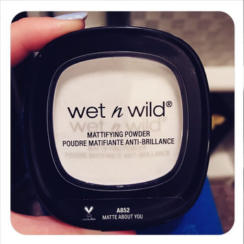 Wet 'n' Wild Mattifying Powder uploaded by Taylor A.