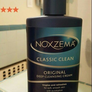 Noxzema Clean Moisture Deep Cleansing Cream uploaded by Erica G.
