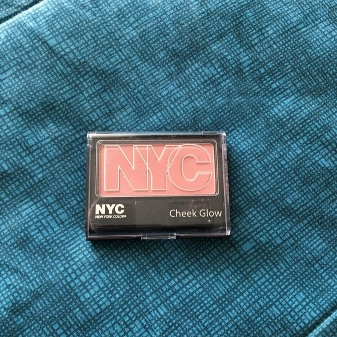 NYC Color Cosmetics NYC Cheek Glow Blush - Prospect Park Rose uploaded by mary y.
