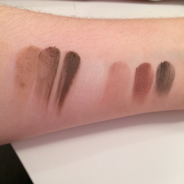 LORAC PRO Matte Eye Shadow Palette (Chocolate/Red/Latte) uploaded by Taylor W.