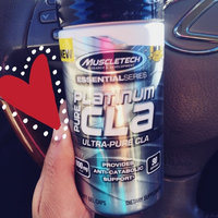 Muscletech Platinum Pure CLA, Softgels uploaded by Chelsa L.