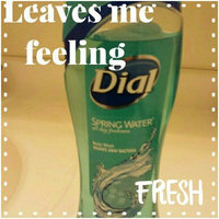 Dial All Day Freshness Spring Water Body Wash uploaded by Kim M.