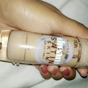 Maybelline Dream Satin Liquid Foundation 010 Ivory uploaded by eunice n.