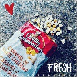 Orville Redenbacher's® Caramel White Cheddar Popcorn uploaded by Kristy B.