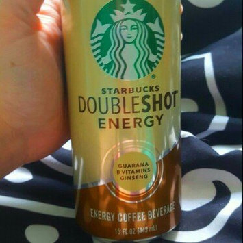 Photo of Starbucks Doubleshot Energy Coffee Drink Mocha uploaded by Jessica D.
