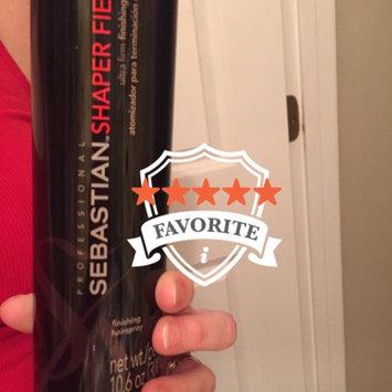 Photo of Sebastian Shaper Fierce Finishing Hairspray, Ultra Firm, 10.6 oz uploaded by Pam D.