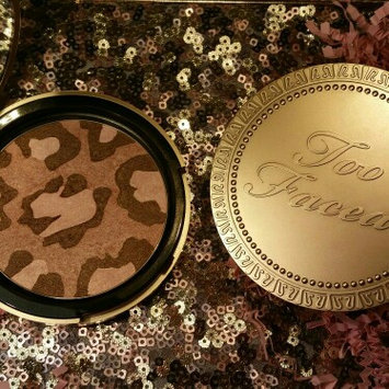 Too Faced Pink Leopard Blushing Bronzer uploaded by Stephanie A.