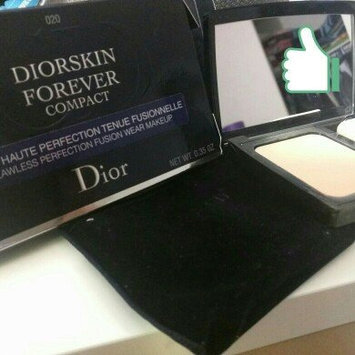 Photo of Dior Diorskin Forever Extreme Control Perfect Matte Powder Makeup uploaded by Christine N.