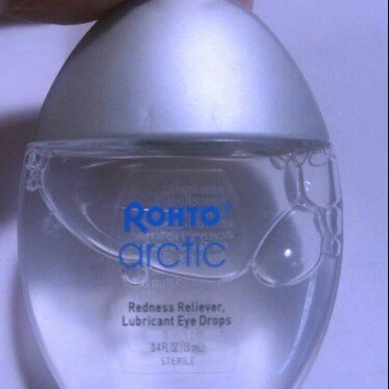 Photo of Rohto Arctic Redness Relief Lubricant Eye Drops uploaded by Annisha F.