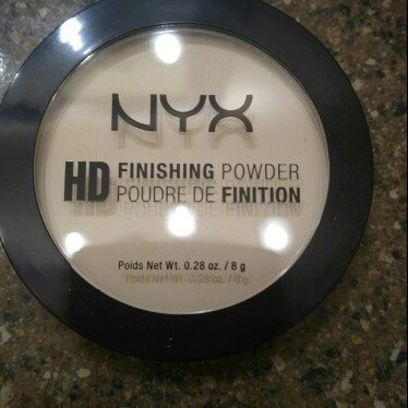 NYX HD Finishing Powder Banana uploaded by Stephanie C.