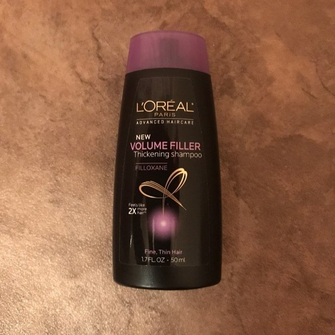 L'Oréal Paris Advanced Haircare Volume Filler Thickening Shampoo, 12. uploaded by Miranda F.