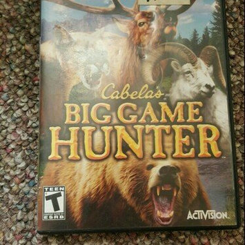 Photo of Cabela's Big Game Hunter - PlayStation 2 uploaded by Faith D.