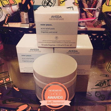 Photo of Aveda Outer Peace™ Acne Relief Pads uploaded by Kylee S.