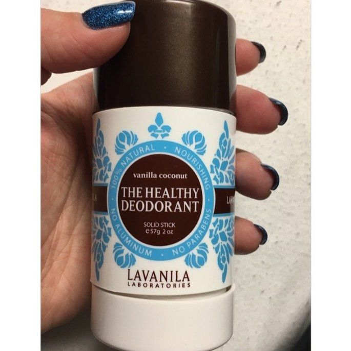 Lavanila Laboratories The Healthy Deodorant uploaded by Jessica B.