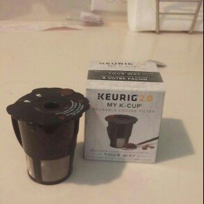 Photo of Keurig 2.0 My K-Cup uploaded by Jenise G.